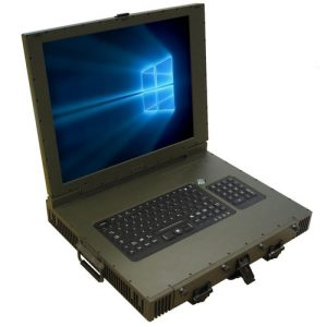 GRID 1595 19 inch ultra rugged notebook computer