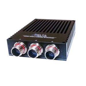 Delta Digital Video 8 channel rugged video encoder