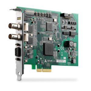 Adlink PCIe-2602 dual channel HD-SDI frame grabber