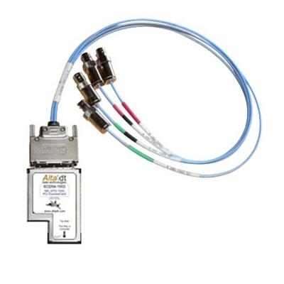 Alta Data ExpressCard MIL-STD-1553
