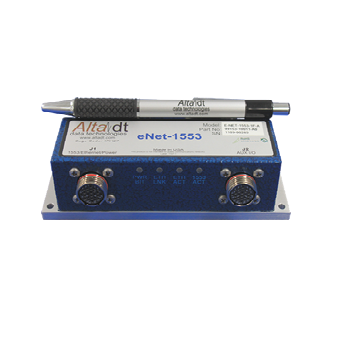ethernet to mil-std-1553 adapter