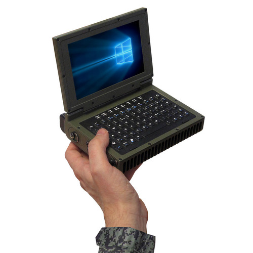 GRID 1510 small ultra rugged notebook computer